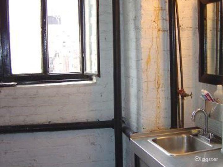 Loft like minimal apartment: Location 2937 Photo 2