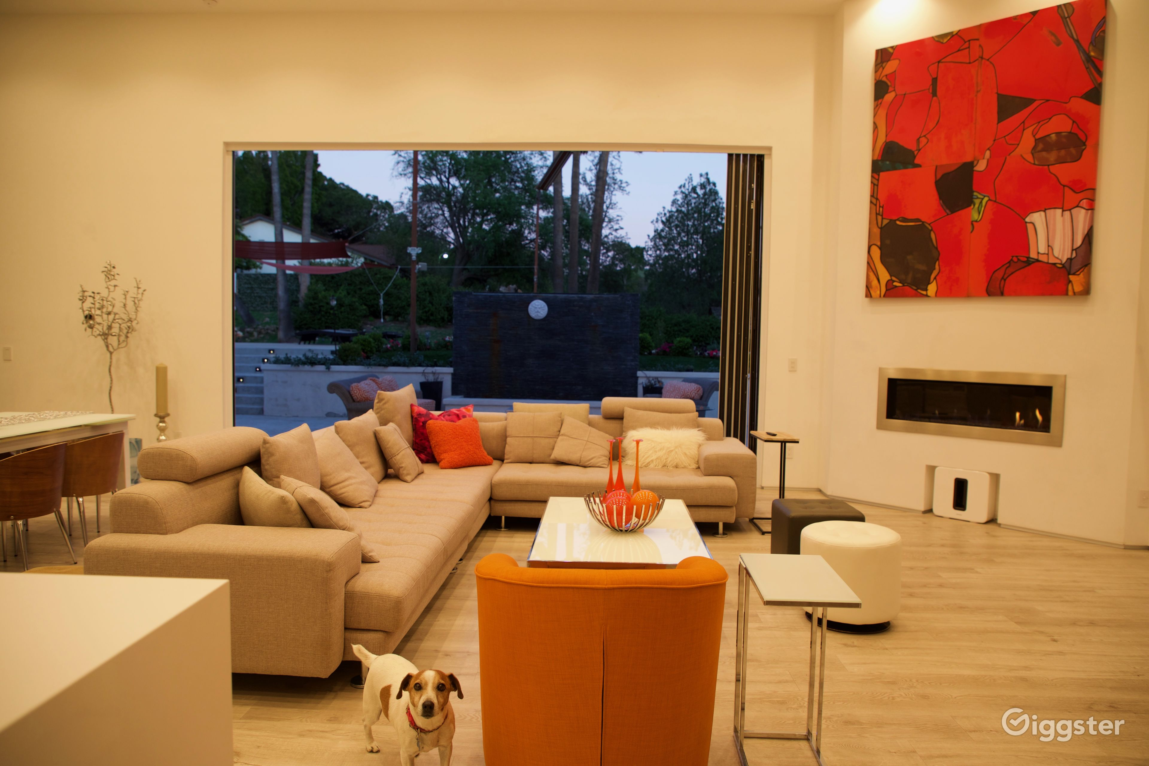 Picture of: Mid Century Modern Malibu Style Horse Property Rent This Location On Giggster