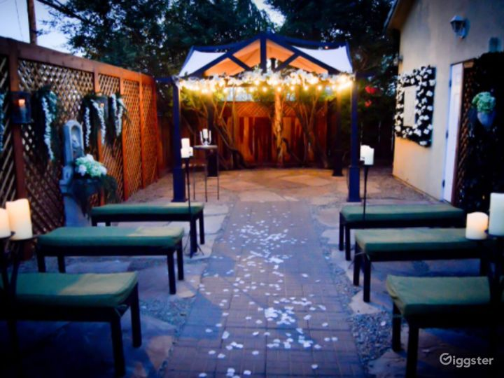Your Perfect Wedding Space