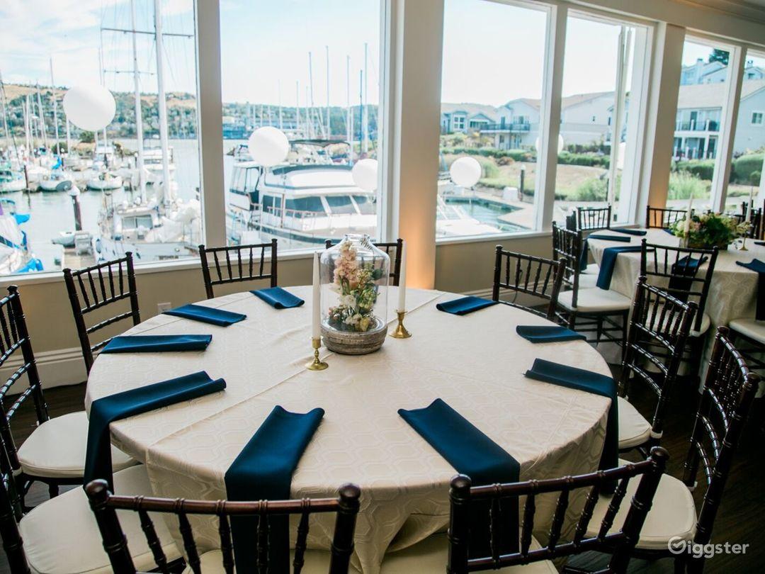 Elegant & Spacious Banquet Room Photo 1
