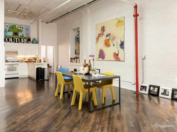 Luxury SOHO loft Photo 5