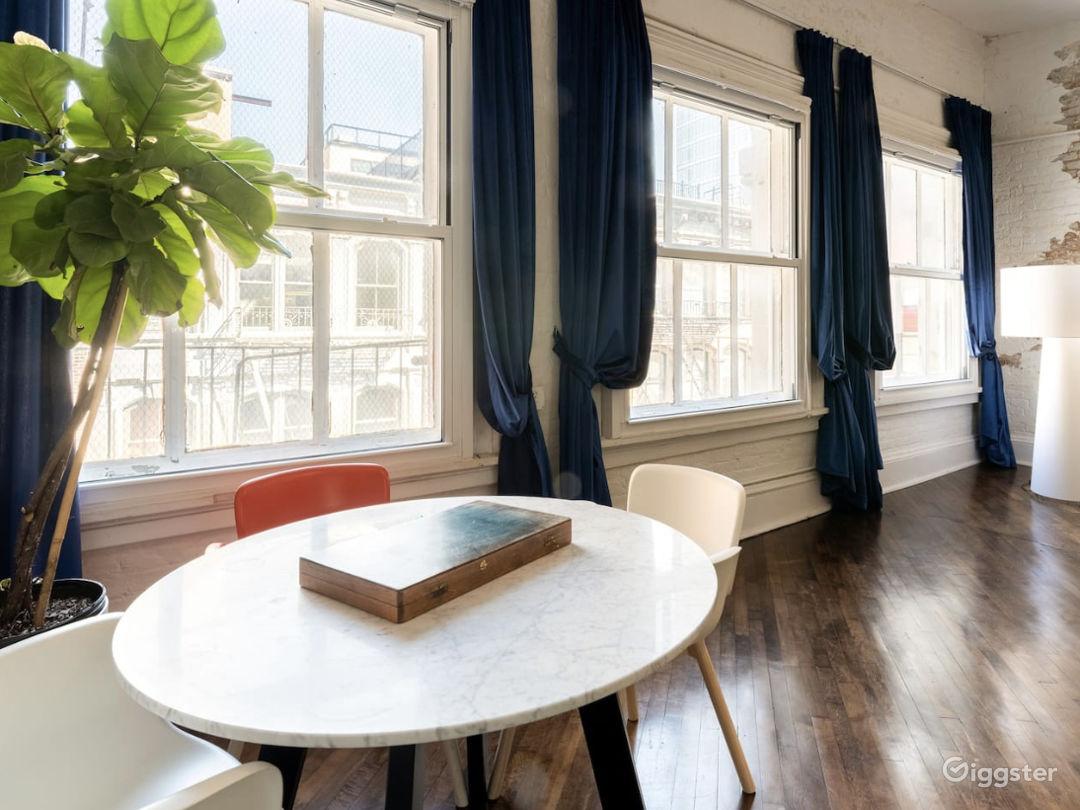 Luxury SOHO loft Photo 1