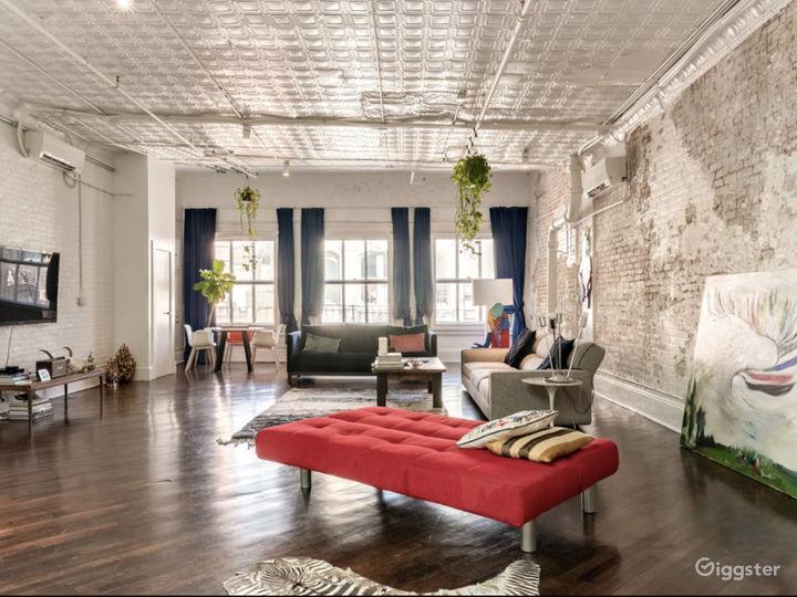 Luxury SOHO loft Photo 4