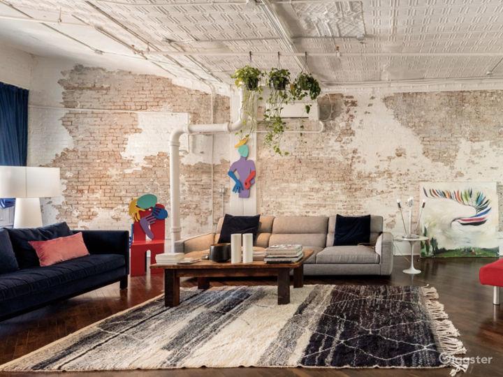 Luxury SOHO loft Photo 3