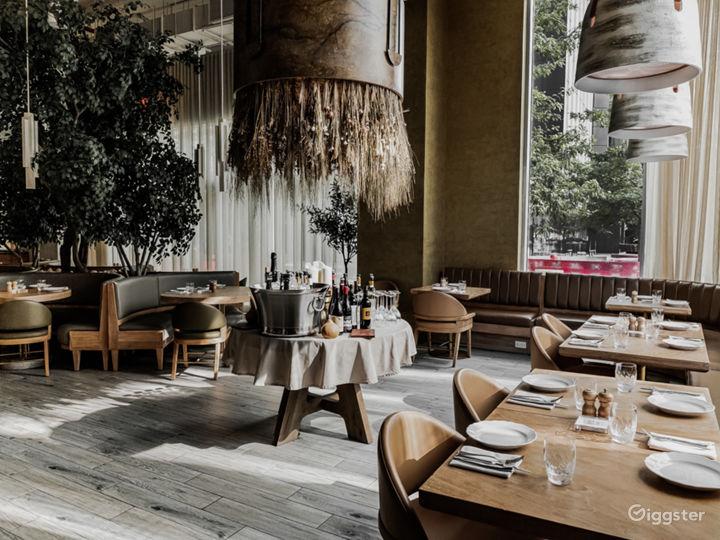 Upscale Italian Restaurant in Downtown Brooklyn