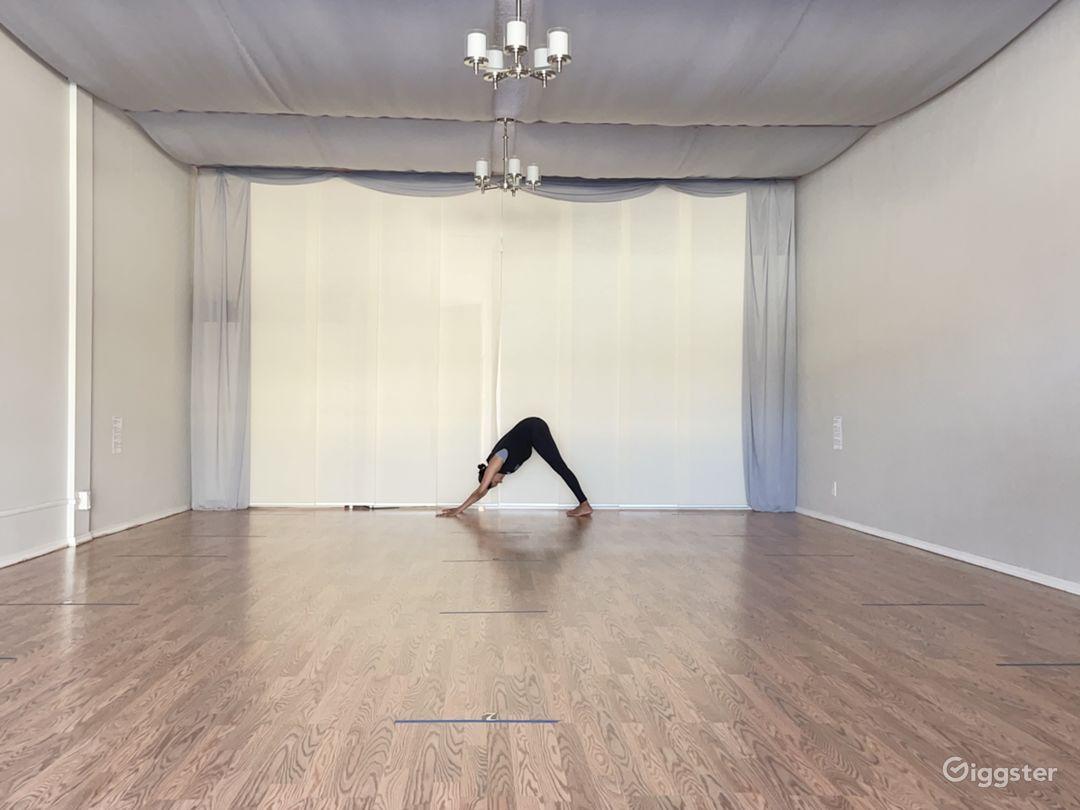 Low-Key Yoga Studio in LA Photo 1