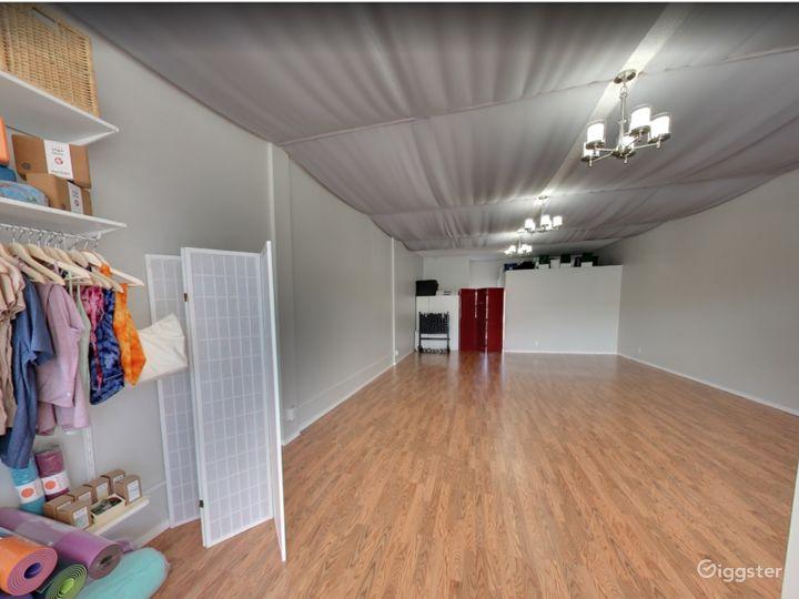 Low-Key Yoga Studio in LA Photo 4