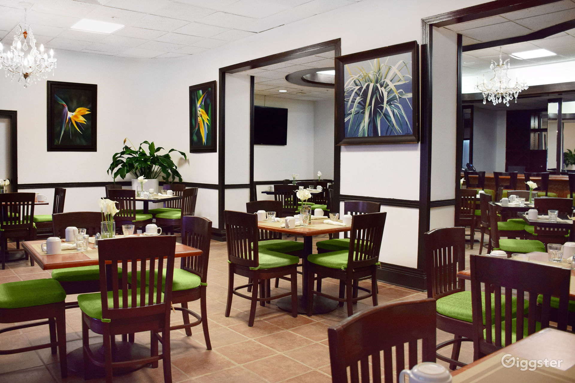 Pleasant and Relaxing Restaurant Event Space with the Best Service Miami Beach Offers! Photo 1