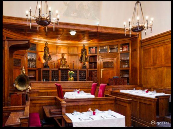 Luxury Hotel's Pan-Asian Restaurant in London Photo 2
