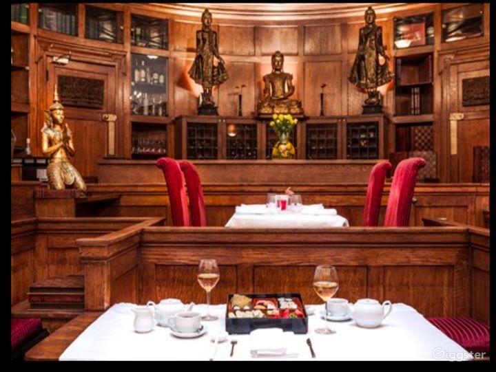 Luxury Hotel's Pan-Asian Restaurant in London Photo 5