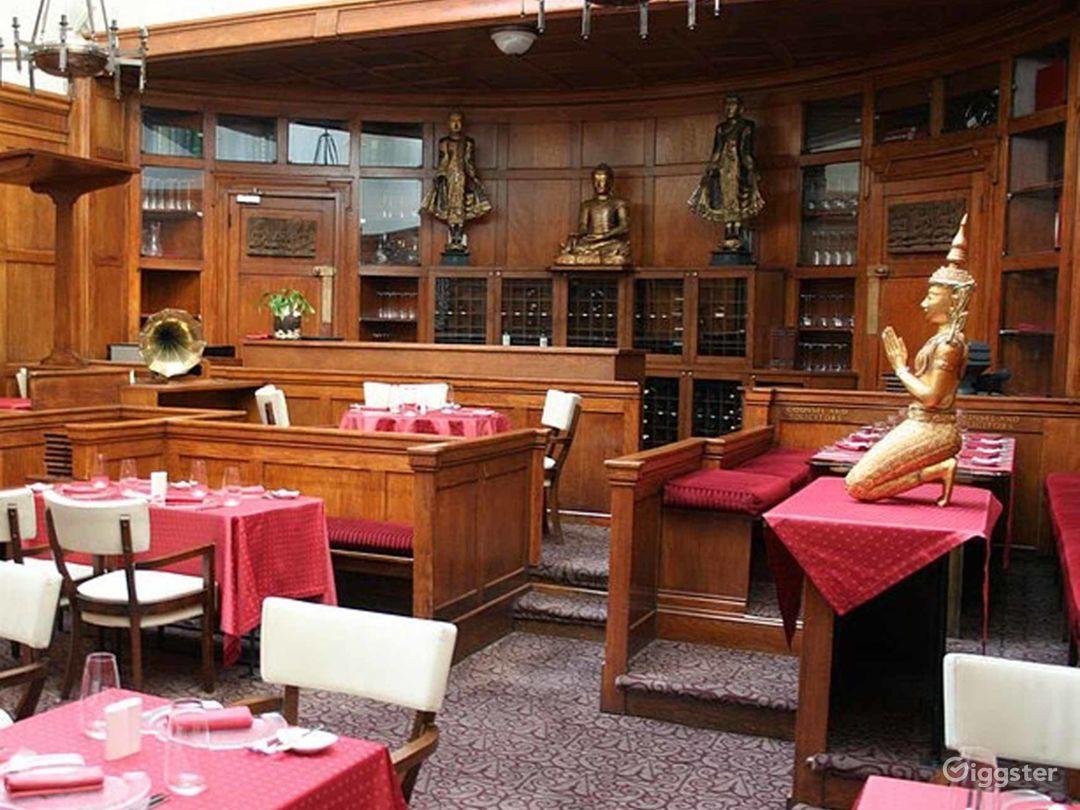 Luxury Hotel's Pan-Asian Restaurant in London Photo 1