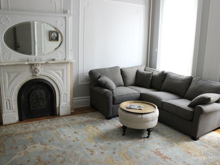 Restored Classic NYC Brownstone Duplex Photo 4