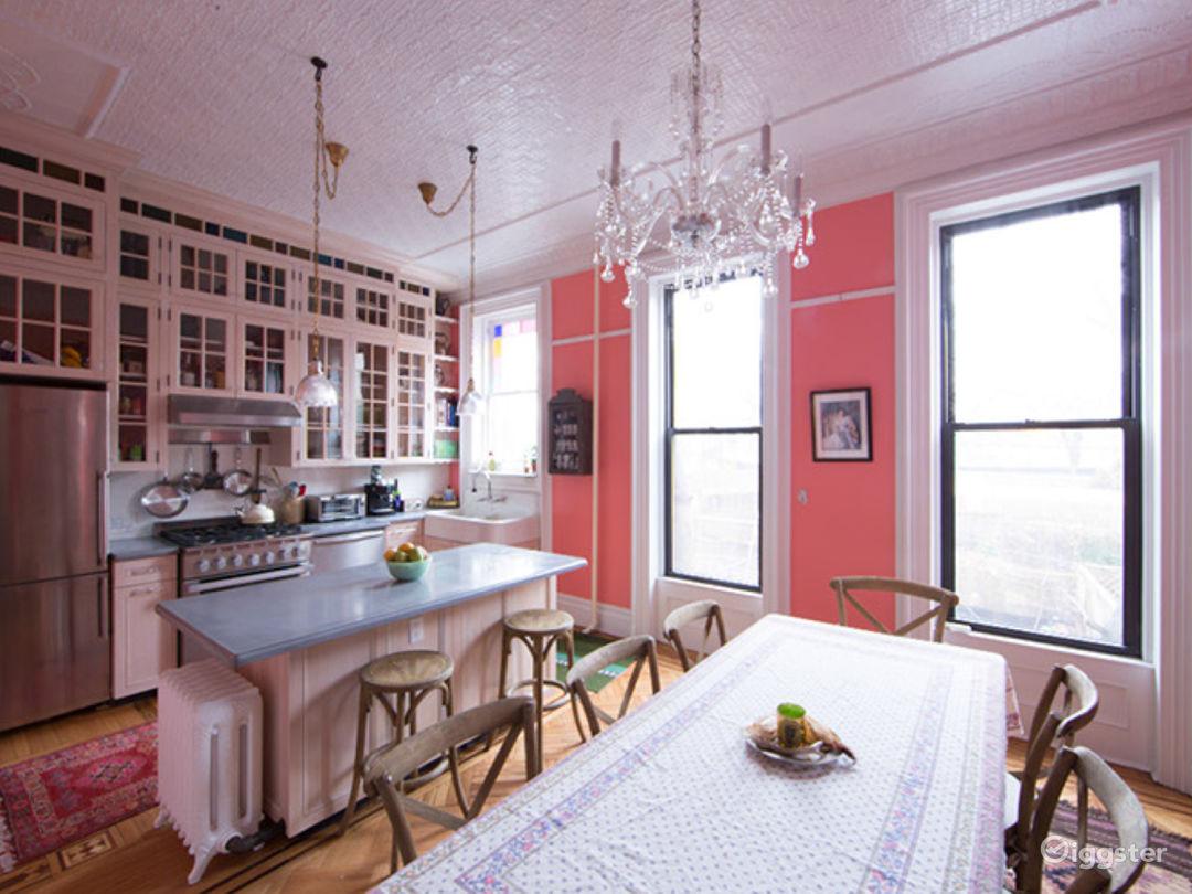 Restored Classic NYC Brownstone Duplex Photo 1