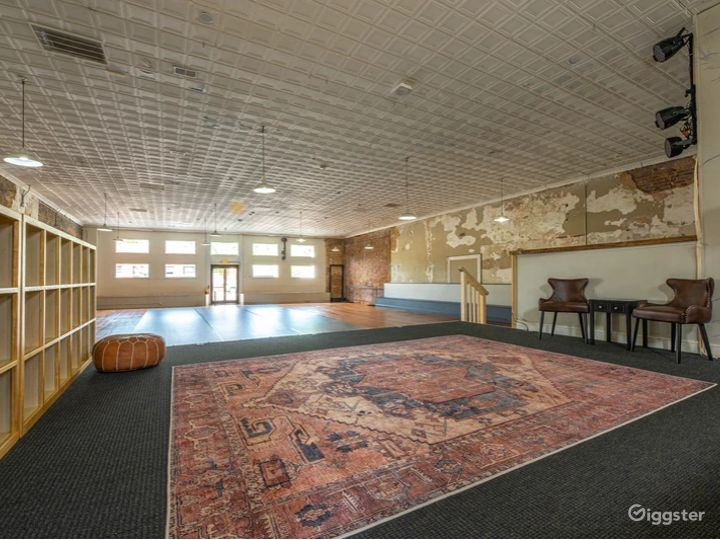 A 4500 Sq. Ft. Art and Event Space in Arts District of Olde Chattanooga Photo 2
