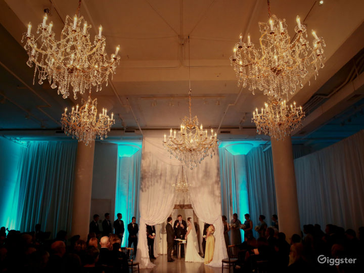 Luxury Event and Wedding Venue in Downtown Chicago Photo 4
