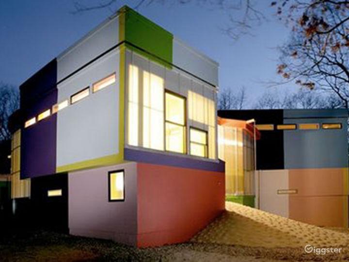 Unique modern colorful hime: Location 5073