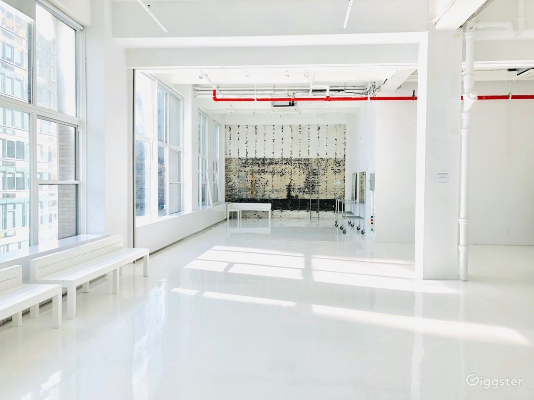 10,000 sq ft of White Boxed Space in Hudson Yards Photo 5
