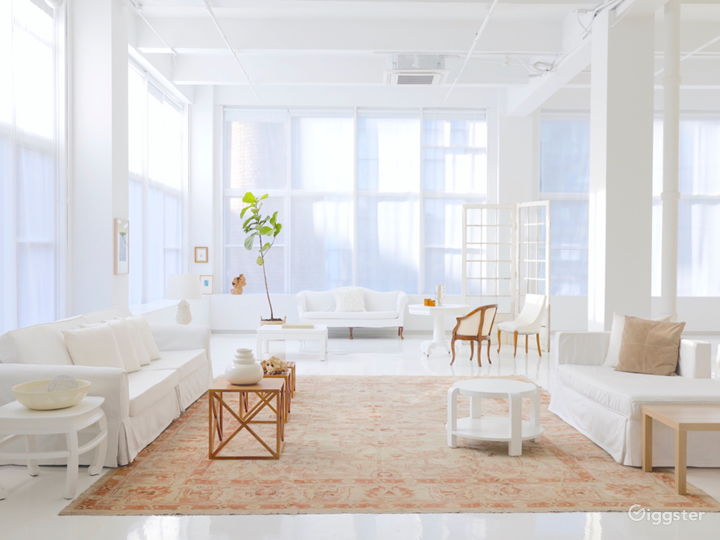 10,000 sq ft of White Boxed Space in Hudson Yards