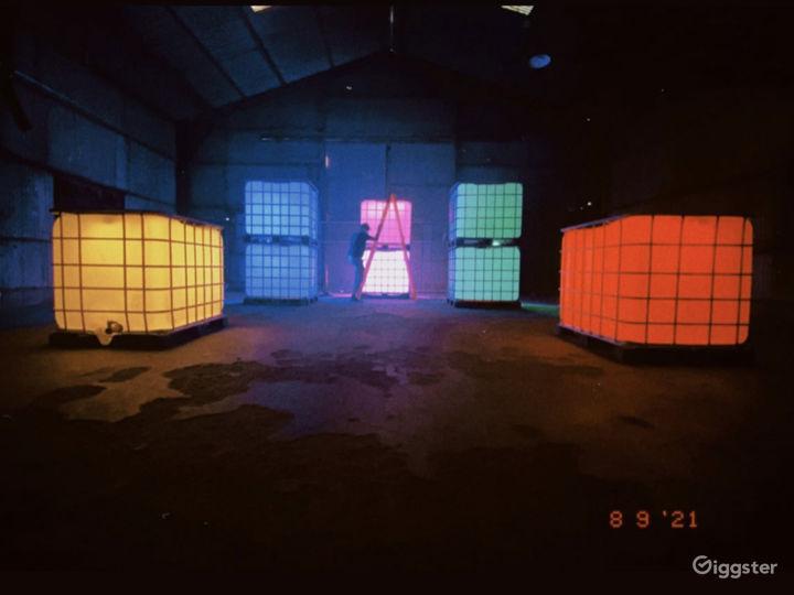 The LED Box Set - Versatile Color Changing Crates Photo 2