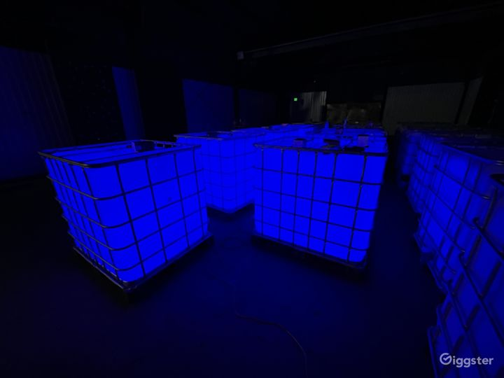 The LED Box Set - Versatile Color Changing Crates Photo 5
