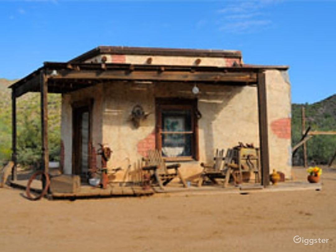 Wild West House Photo 1