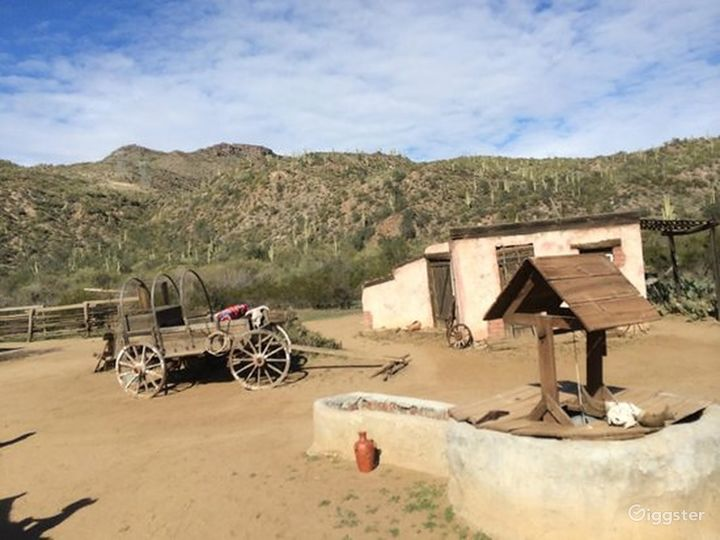 Wild West House Photo 3