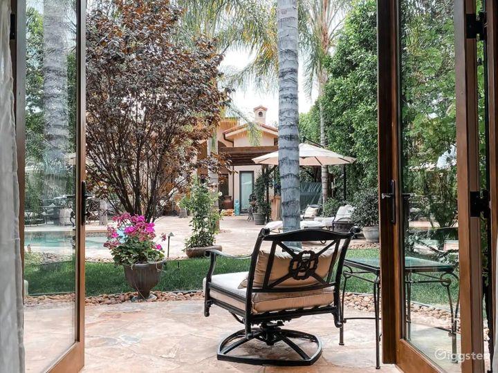 Stunning Tuscan Villa Mansion Photo 4