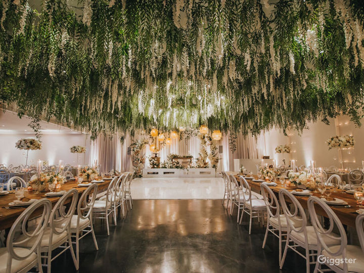 A Blank Canvas Venue for your Imagination in Beautiful Huntington Beach