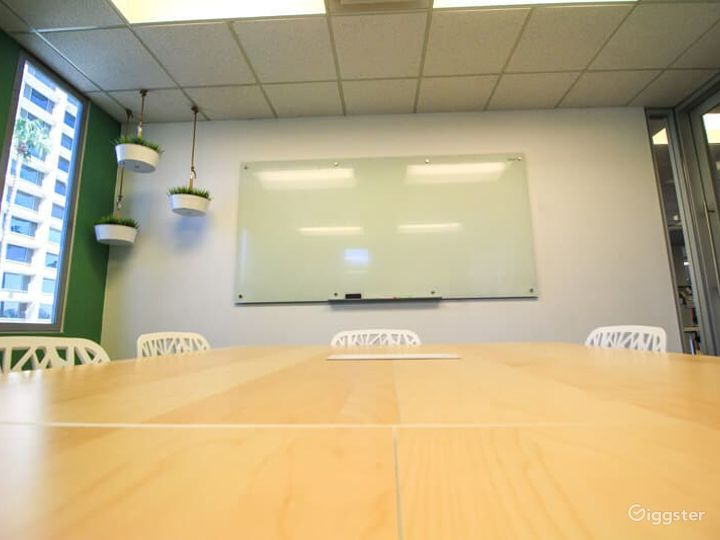 Venue for Conference Meetings - Green Room