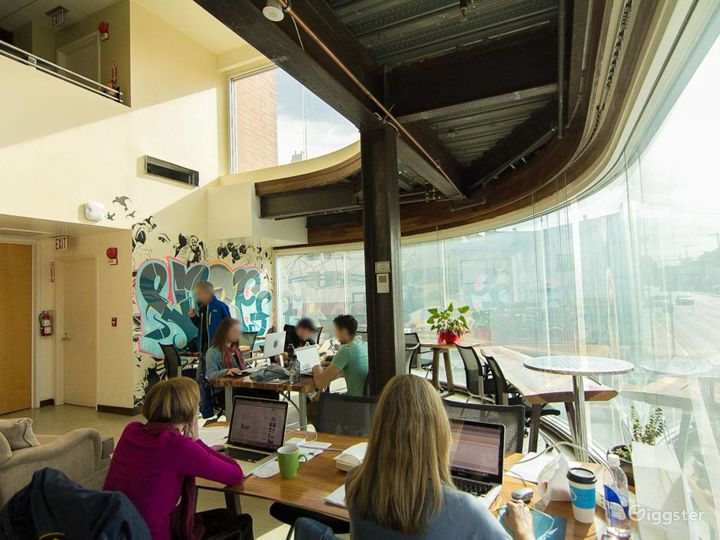 Modern Workspace in Santa Monica Photo 5