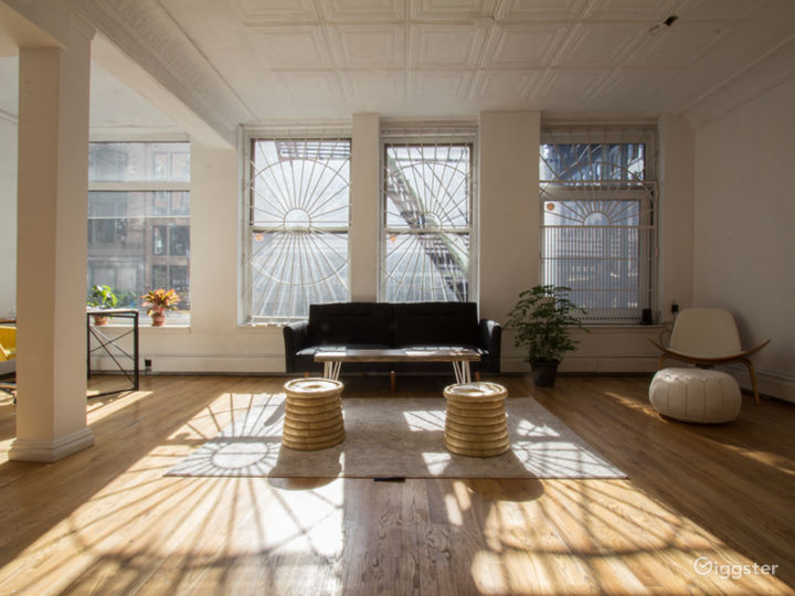 Bright, Spacious Loft with Gallery and Great Room