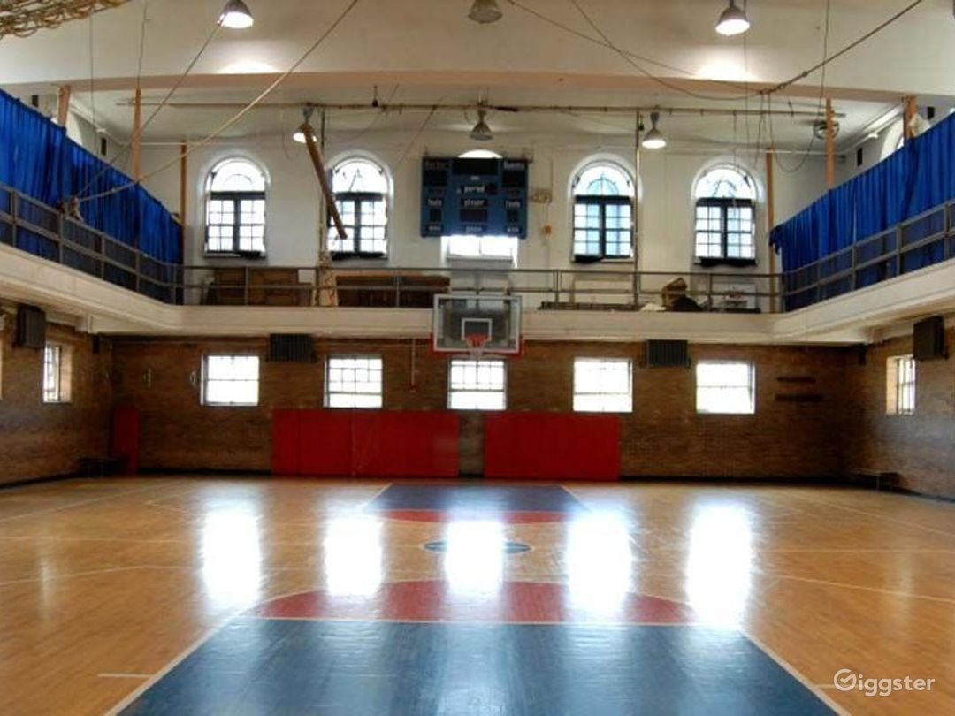 Boys & Girls club with gym facilities: Location 4247 Photo 1