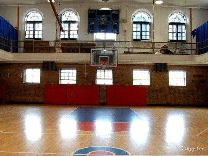 Boys & Girls club with gym facilities: Location 4247 Photo 2