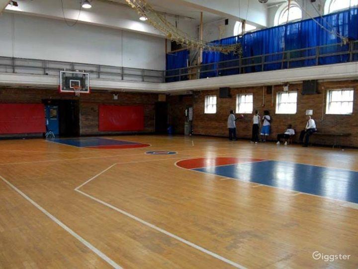 Boys & Girls club with gym facilities: Location 4247 Photo 5