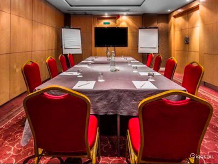 Chamber 2 Meeting and Event Space in London Photo 3