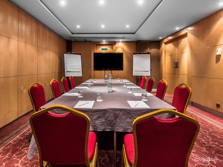 Chamber 2 Meeting and Event Space in London Photo 2