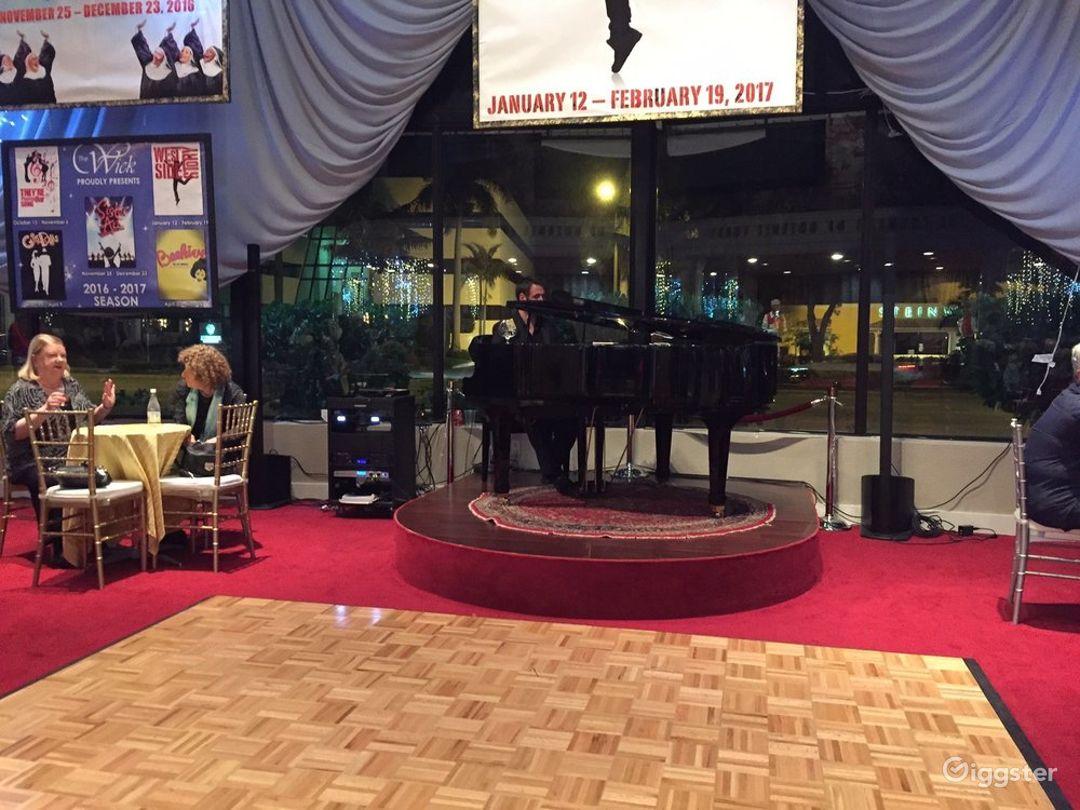 Lavishing Lobby Venue in Boca Photo 1
