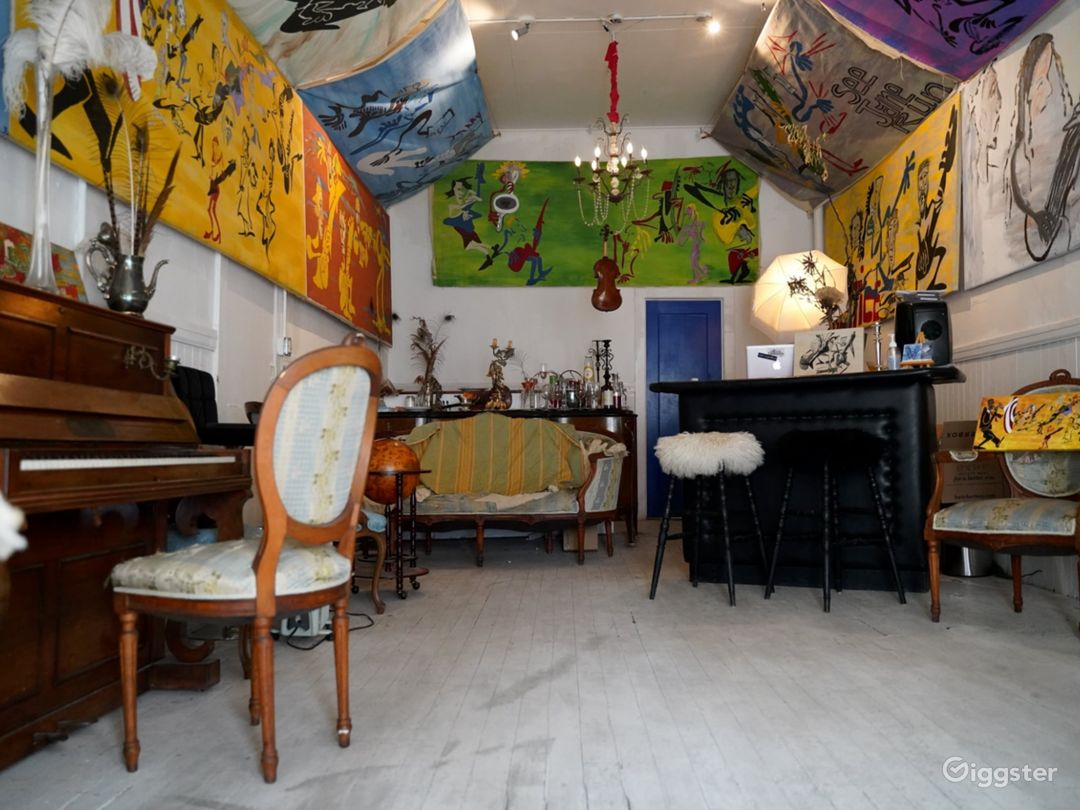 Creative Function Gallery Art Space  Photo 1