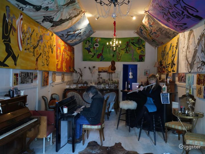 Creative Function Gallery Art Space  Photo 5