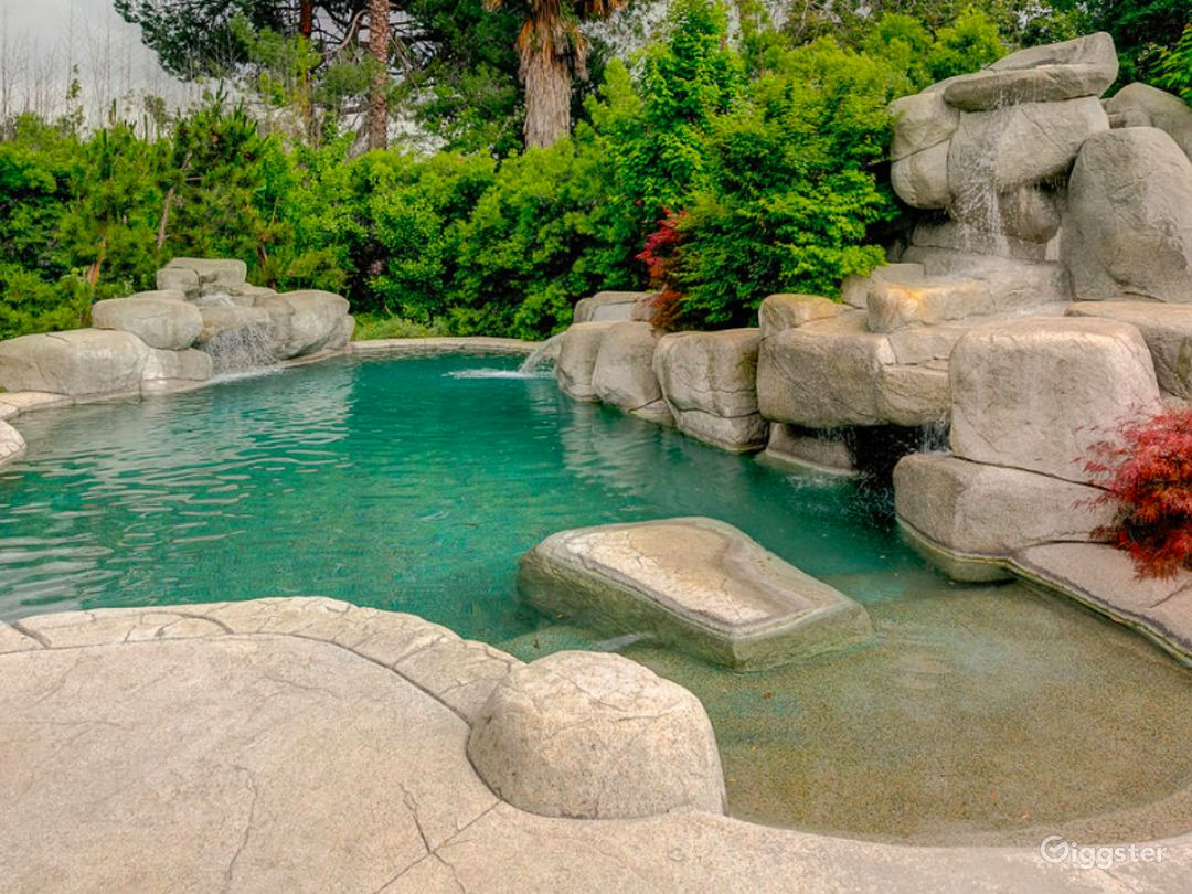 The most beautiful pool and lush garden around. Photo 2