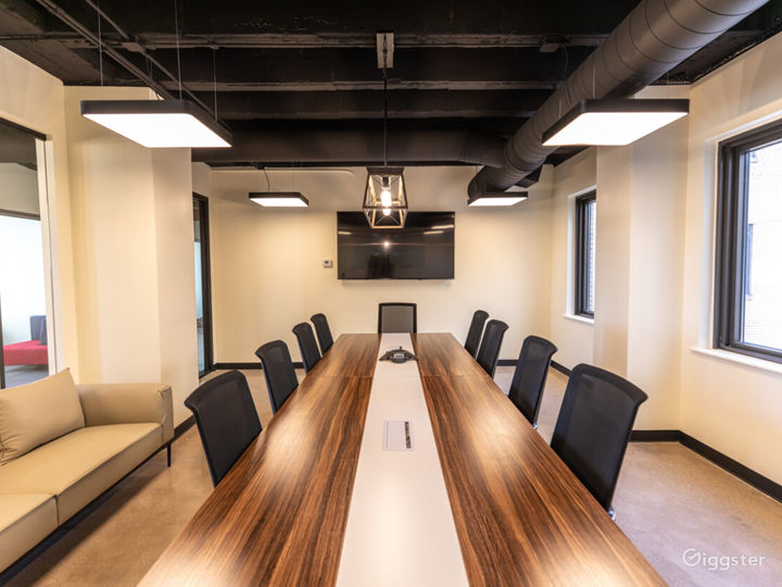 Conference Room in the heart of Wicker Park