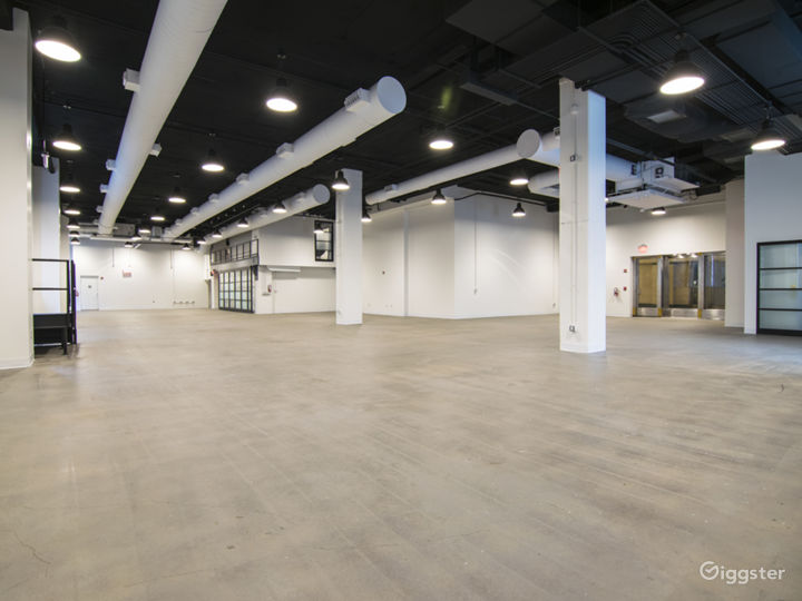 Modern, industrial venue in downtown D.C. Photo 3