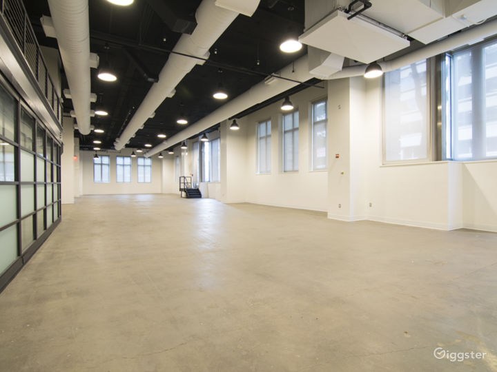 Modern, industrial venue in downtown D.C. Photo 2