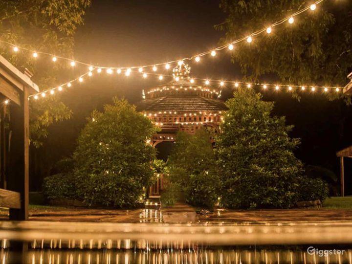 Charming Outdoor Venue in Conroe Photo 3