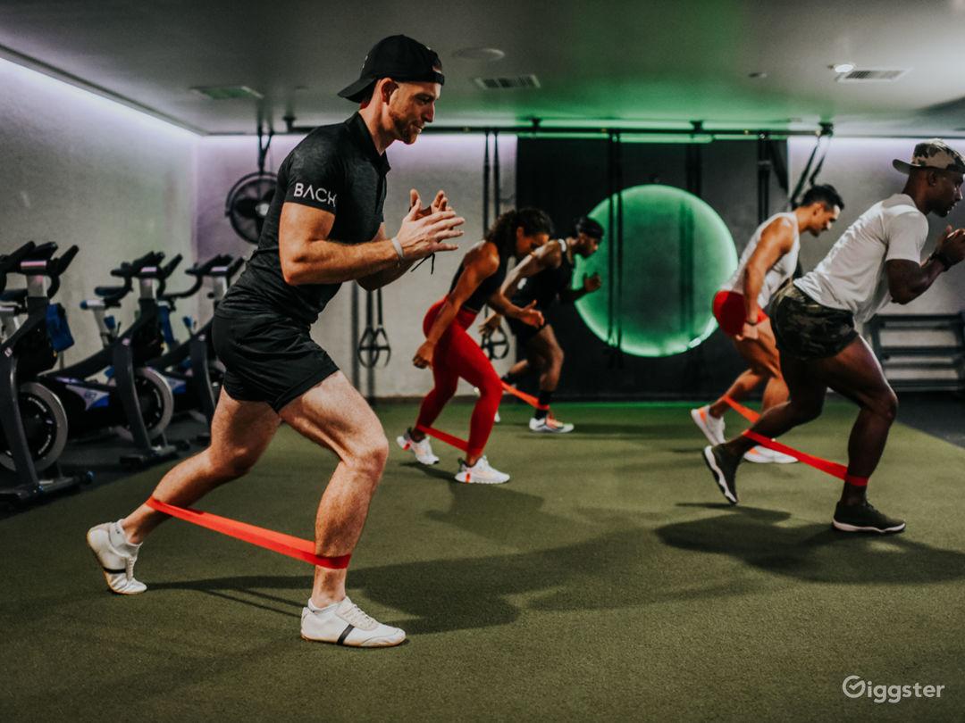 Bodywork room (Strength)