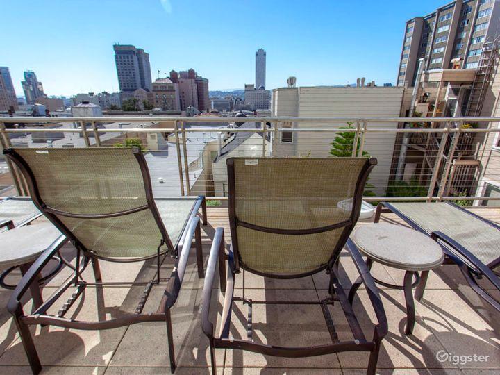 Nob Hill Spa Balcony with City Views Photo 4