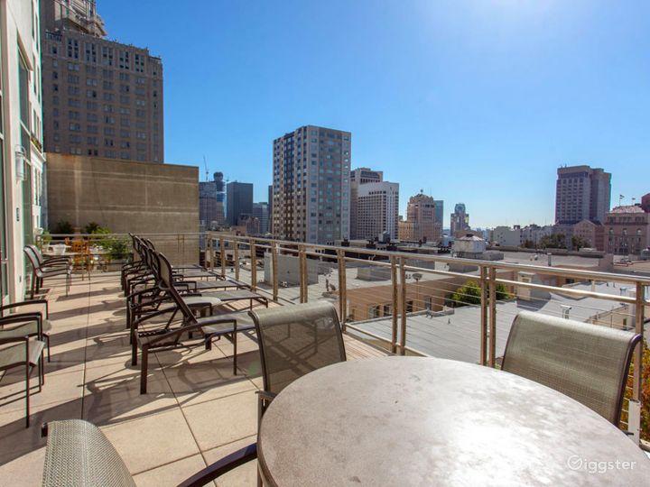 Nob Hill Spa Balcony with City Views Photo 5
