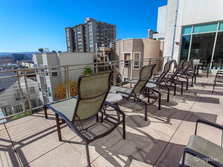 Nob Hill Spa Balcony with City Views Photo 3