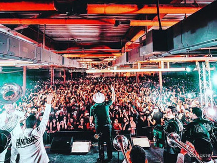 Newly Renovated Salt Lake City Venue with Large Capacity