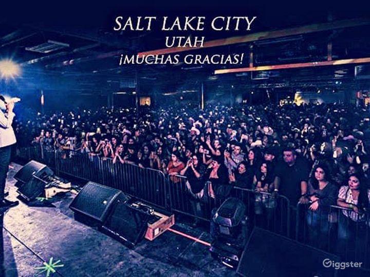 Newly Renovated Salt Lake City Venue with Large Capacity Photo 2